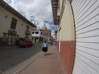 calles en Cuenca