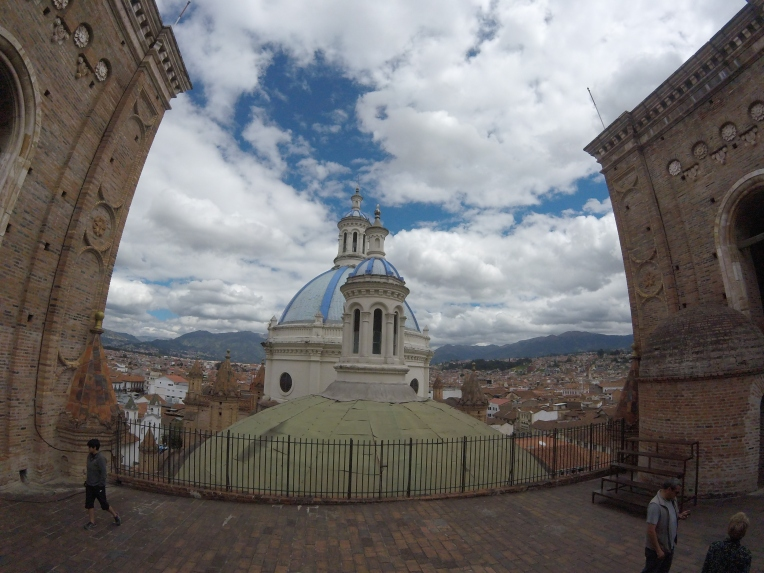 Dome, Cathedral Cuenca